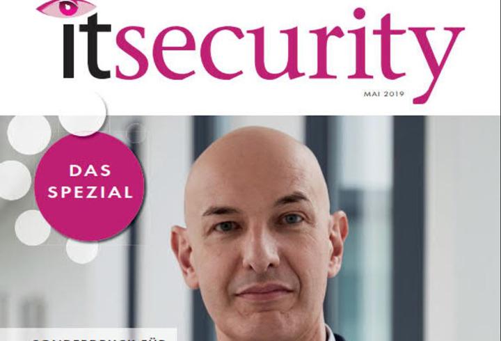 Titelbild it-security Mai 2019